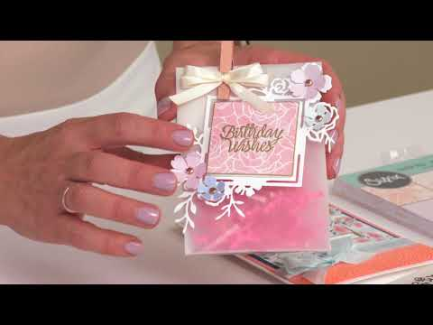 David Tutera Greetings Stamps & Die Bundle Set On HSN!