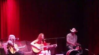 """Kaitlin Butts """"Gun in My Hand""""(Dorothy) at the Live Oak Music Hall"""