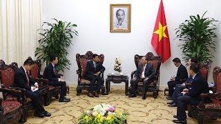 Tin Tức 24h: Thủ tướng Nguyễn Xuân Phúc tiếp Đại sứ Myanmar