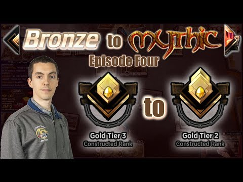 MTG Arena: Constructed Bronze To Mythic - Episode Four - Gold Tier 3