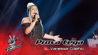 "Vanessa Coelho - ""Natural Woman"" | Prova Cega | The Voice Portugal"