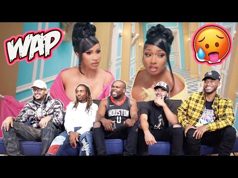 Cardi B – Wap Feat Megan Thee Stallion (Official Music Video) Reaction/Review!