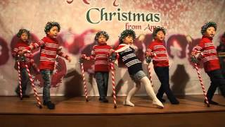 kids Christmas performance - Jingle bell rock