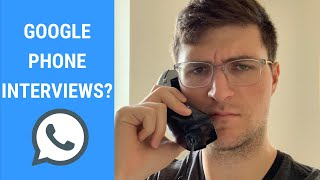 5 tips to NAIL your Google phone interview