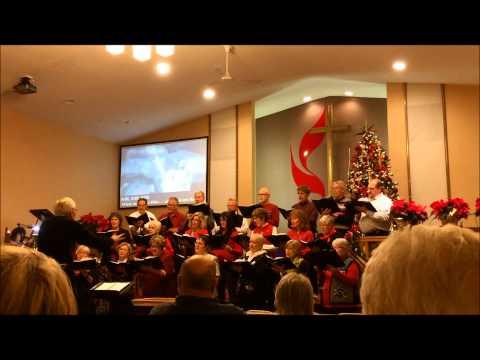 Canyon Lake United Methodist Church 2014 Christmas Cantata