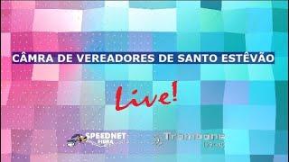 Câmara de Vereadores de Santo Estêvão - Sessão ordinária 30/09/2021
