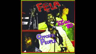 Sorrow, Tears and Blood - Fela Kuti - Opposite People (HD)