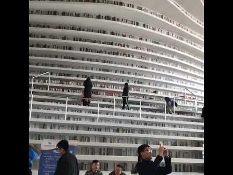 Kínai könyvtár