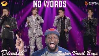 Dimash & Super Vocal Boys | Queen Medley | Singer 2019 | Reaction