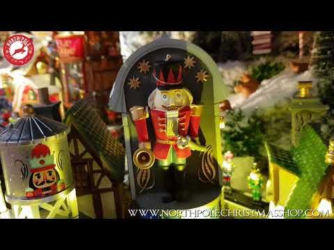 Lemax Villages 2020 North Pole Christmas Shop
