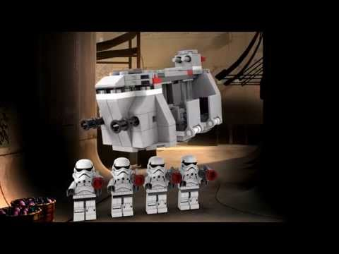 LEGO® Star Wars™ Транспорт имперской армии 75078
