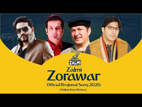 Zalmi Zorawar | Official Regional Song | 2020