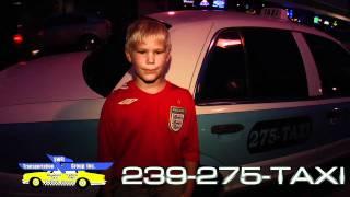 Naples Taxi Service Call 239-275-TAXI Blue Bird & Yellow Cab Florida