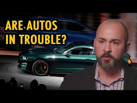 The Troubling Signs for GM, Chrysler, Ford, and the Auto Industry (w/ Daniel Ruiz)