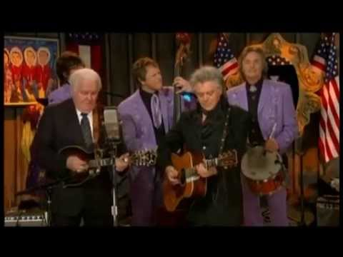 Paul Williams And Marty Stuart - Little White Church