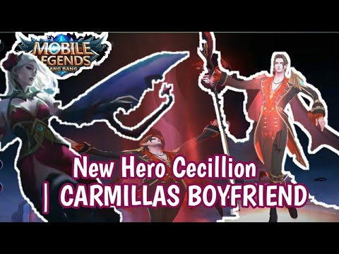 New Hero Cecilion and new minions Look update