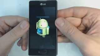 LG Optimus L5 II E460 hard reset