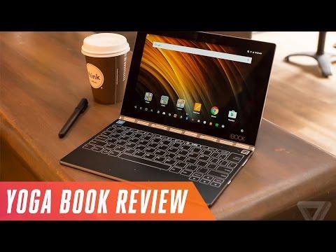 Lenovo Yoga Book review