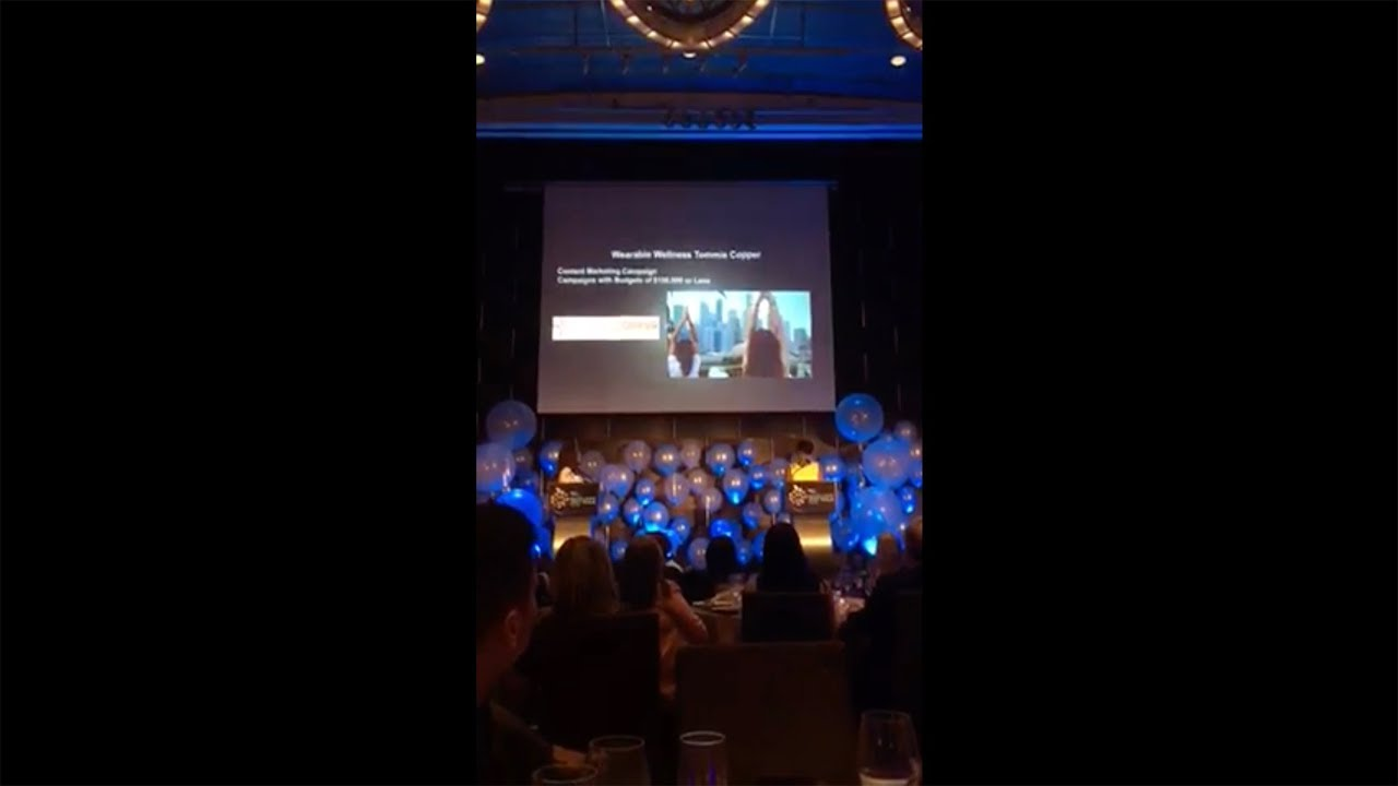 Eff Creative Wins a PRSA NY Big Apple Award