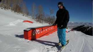 How to Grind on Skis