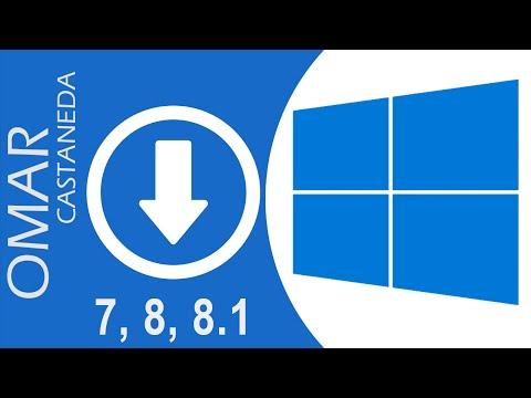 Video COMO DESCARGAR WINDOWS 7, 8, 8.1 GRATIS Y LEGAL