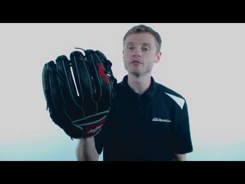 "Rawlings Gamer 11.5"" Narrow Fit Baseball Glove: G314-2BG"