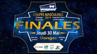Finale de la Coupe U15 Intersport Masculin (30/05/19)