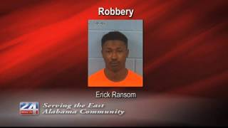 Suspect in Mars Shaved Ice Robbery is Behind Bars