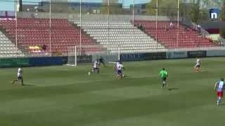 preview picture of video 'Atletico de Madrid B - CF Fuenlabrada'