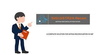 GSTR2A Recon in SAP