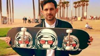 Dynamo: Magician Impossible - Series 4 - Skateboard Magic