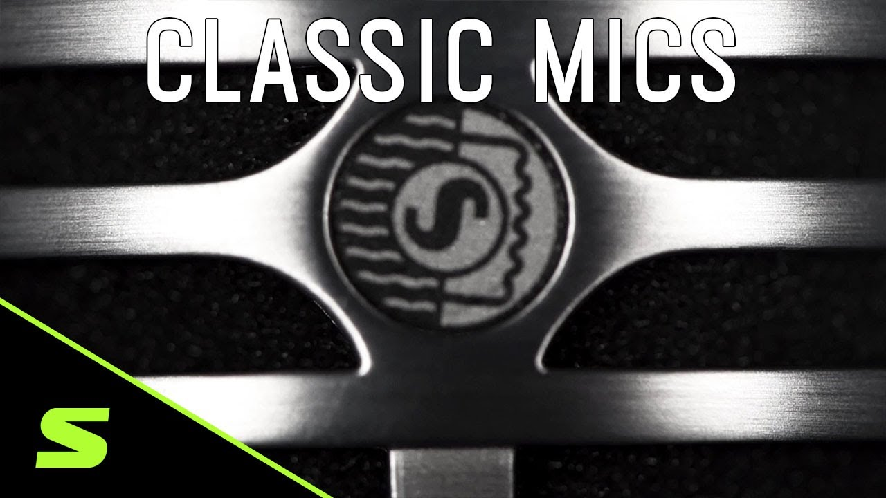 Shure Classic Microphones - Product Overview