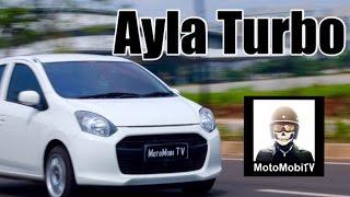 Daihatsu Ayla Turbo
