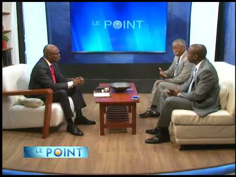 le point 13 aout 2018 Patrice Dumont Jean Renel Senatus