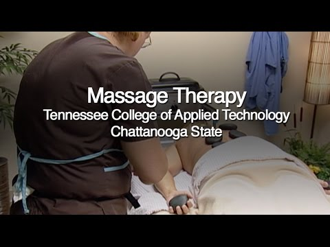 ChattState's TCAT-Massage Therapy - YouTube