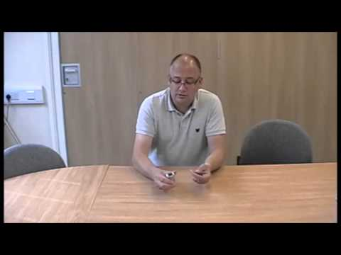 Variohm Eurosensor - Non-Contacting Rotary Position, Pat Goodridge .