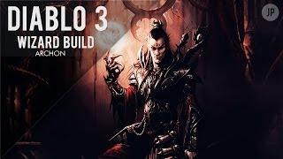 Diablo 3 Archon Wizard Build! (My Favorite Build!)