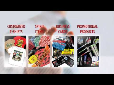 Promotional Products and Screen Printing by Perfect Imprints
