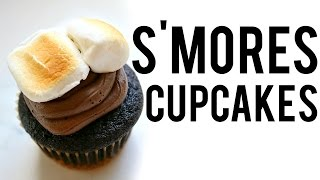 S'MORES CUPCAKES: BAKING WITH MEGHAN by Meghan Rienks