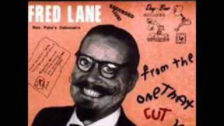Fred Lane - I Talk To My Haircut