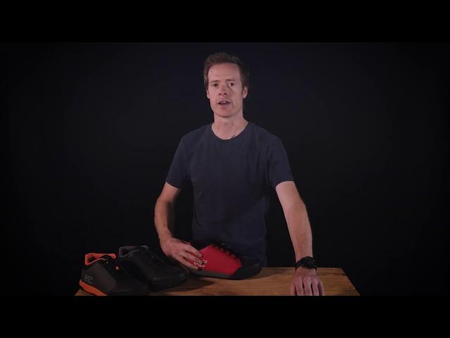 Видео Вело обувь Ride Concepts Powerline