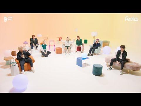 [2021 FESTA] BTS (방탄소년단) BTS ROOM LIVE #2021BTSFESTA