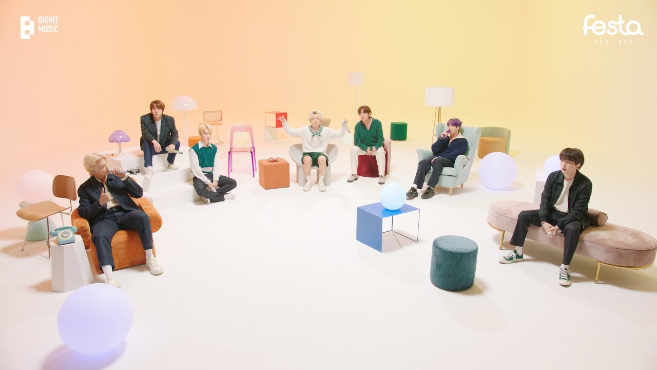 [2021 FESTA] BTS (방탄소년단) BTS ROOM LIVE
