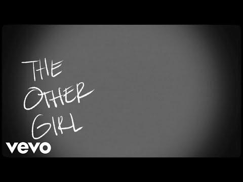 The Other Girl <br>Lyric Video [Feat. Halsey]<br><font color='#ED1C24'>KELSEA BALLERINI</font>