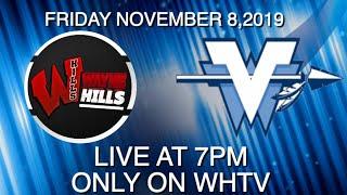 Valley vs Hills Group 4 playoffs 11/8/19