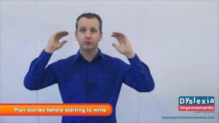 How to teach your Grade 4-7 dyslexic child to write and spell