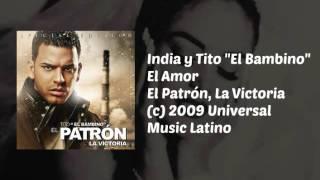 India Y Tito El Bambino - El Amor  Salsa Versión