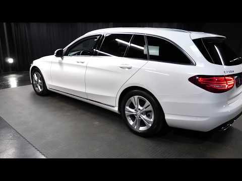 Mercedes-Benz C 220 d T A Premium Business, Farmari, Automaatti, Diesel, HV-3019