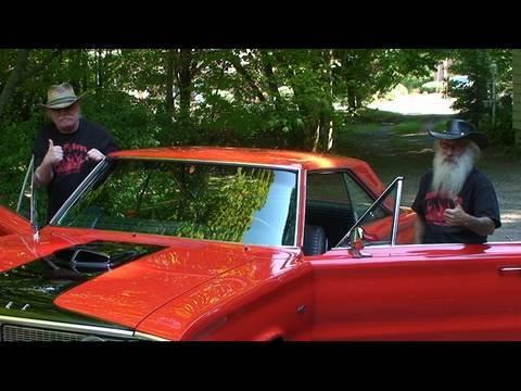 1966 Dodge Coronet 500 BBQ Pit Boys Style