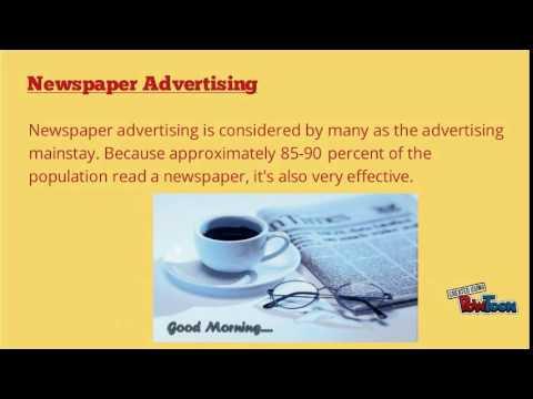 What Is Print Media Advertising?